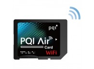 PQI 16GB 802.11n WIFI SD Micro SDHC Flash 6W25-016GR1M1A Air Card iOS Android Retail