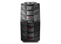 Acer Predator G6-710-70015 - Tower - Intel i7 6700K/4 GHz - 16 GB DDR4 RAM, 128 GB SSD, 1TB HDD - DVD-RW - Geforce GTX 1070 - GigE - WLAN: BT4.0, Win 10 Home 64-bit VR Ready Gaming Desktop UD.P01AA.405 - OPEN BOX