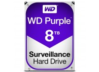 "Western Digital WD 8TB Purple WD80PURZ 8 TB SATA3 Intellipower 128MB Cache 6Gb/s 3.5"" Surveillance Hard Drive"
