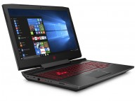 "HP OMEN 17.3"" 17-AN010CA - Intel - i7 - 7700HQ - 2.8 GHz - 8GB DDR4 RAM - 2 TB HDD - nVIDIA GeForce GTX 1050 Ti - 17.3 inch - 1920 x 1080 - BT4.2; Gigabit Wifi - Backlight keyboard Windows 10 Home - 1UG70UA#ABL Gaming Notebook"