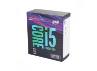 Intel i5 8600K - 3.6 GHz - 6-core - 6 threads - 9 MB cache - LGA1151 Socket Coffee Lake BX80684I58600K - Retail Box