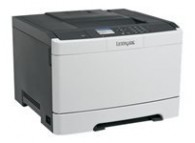 Lexmark CS417dn - Duplex - A4/Legal - 1200 x 1200 dpi - 32 ppm mono / color - capacity: 250 sheets - USB 2.0, LAN, Color Laser Printer - 28DC050