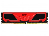 Team Elite Plus 8GB 288-Pin DDR4 SDRAM DDR4 2400 (PC4 19200) Desktop Memory Model TPRD48G2400HC1601