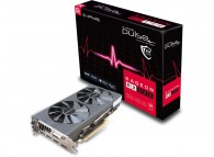 Sapphire RX580 8GB PULSE PCI Express HDMI/DisplayPort/DL-DVI-D RX 580 8GB GDDR5 VR Ready / Mining Video Card 11265-05-20G