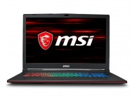 "MSI 15.6"" Leopard GP63 8RD-048CA 15.6 inch i7-8750H 16GB DDR4 RAM / 128GB m.2 SSD + 1TB 7200rpm HDD / nVidia Geforce GTX1050Ti 4GB / Backlight Keyboard Windows 10 Gaming Notebook"