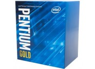 Intel Pentium Gold G5400 Dual Core 2 Cores 3.7GHz LGA 1151 / H4 / 4MB cache 58W 8th generation / Coffee Lake Desktop Processor BX80684G5400