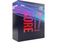 Intel Core i7 9700K Octa-core/8 Core 3.60 GHz / 4.90GHz Turbo Socket H4 - LGA 1151 - Intel UHD Graphics 630 - 8 Thread 12MB Cache 9th gen. desktop CPU BX80684I79700K