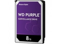 "WD Purple 3.5"" 8TB AV Surveillance - 8 TB 7200rpm SATA/600 - WD82PURZ Internal Hard Drive"