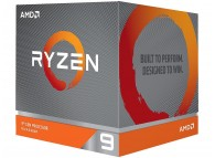 AMD RYZEN 9 3900X 3.8 GHz / 4.6 GHz Max Boost Socket AM4 105W 12 Core / 24 Thread 100-100000023BOX Desktop Processor