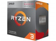 AMD Ryzen 3 3200G Quad-core 3.60 GHz - 4 MB Cache - 4 GHz OC - 12 nm - Socket AM4 - Radeon Vega 8 Graphics - 65 W - 4 Threads - Desktop Processor YD3200C5FHBOX