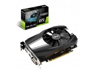 ASUS PH-RTX2060-6G GeForce RTX 2060 6GB GDDR6 192B DVI-D / HDMI / Displayport VR Ready Gaming Video Card
