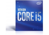Intel Core i5-10400 / 2.9GHz Comet Lake 12M Cache 2.9GHz 6 Core / 12 Thread socket LGA 1200 Intel UHD Graphics 630 BX8070110400 Desktop Processor