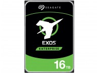 "Seagate Exos X16 16TB ST16000NM001G 16 TB SATA 6Gb/s 512e/4Kn 7200 RPM 256MB Cache 3.5"" Enterprise Internal Hard Drive"