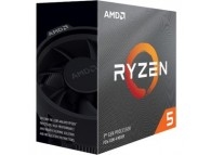 AMD Ryzen 5 3600 Hexa-core / 6 Core 3.60 GHz - 32 MB Cache - 4.20 GHz Overclocking Speed - 7 nm - Socket AM4 - 65 W - 12 Threads - Wraith Stealth Cooler - Desktop Processor 100-100000031BOX
