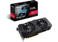 ASUS DUAL-RX5600XT-T6G-EVO RX 5600 XT EVO 6GB GDDR6 192bit / HDMI / Displayport HDCP Ready Gaming Video Card